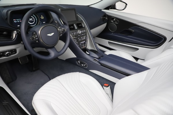 New 2020 Aston Martin DB11 Volante Convertible for sale $271,161 at Bugatti of Greenwich in Greenwich CT 06830 13