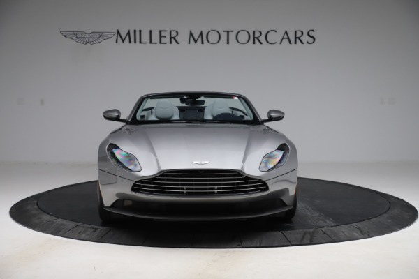 New 2020 Aston Martin DB11 Volante Convertible for sale $271,161 at Bugatti of Greenwich in Greenwich CT 06830 2