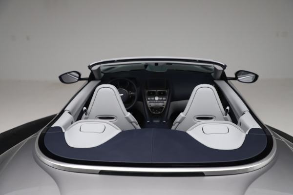 New 2020 Aston Martin DB11 Volante Convertible for sale $271,161 at Bugatti of Greenwich in Greenwich CT 06830 21