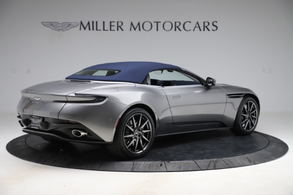 New 2020 Aston Martin DB11 Volante Convertible for sale $271,161 at Bugatti of Greenwich in Greenwich CT 06830 22