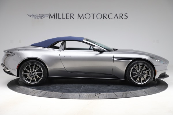 New 2020 Aston Martin DB11 Volante Convertible for sale $271,161 at Bugatti of Greenwich in Greenwich CT 06830 23
