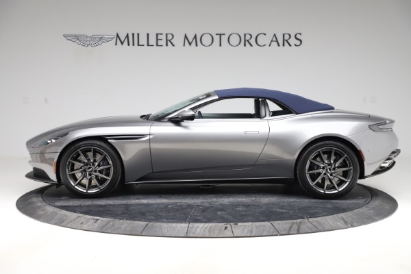 New 2020 Aston Martin DB11 Volante Convertible for sale $271,161 at Bugatti of Greenwich in Greenwich CT 06830 26