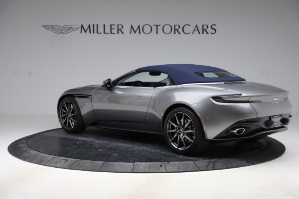 New 2020 Aston Martin DB11 Volante Convertible for sale $271,161 at Bugatti of Greenwich in Greenwich CT 06830 27