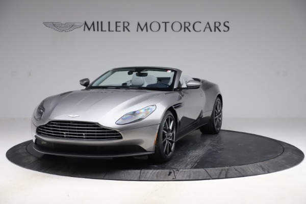 New 2020 Aston Martin DB11 Volante Convertible for sale $271,161 at Bugatti of Greenwich in Greenwich CT 06830 3
