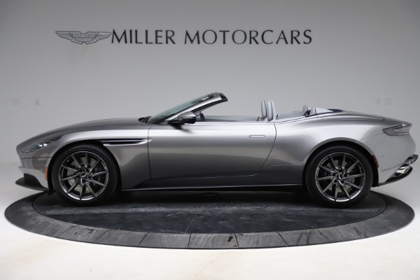 New 2020 Aston Martin DB11 Volante Convertible for sale $271,161 at Bugatti of Greenwich in Greenwich CT 06830 4
