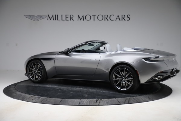 New 2020 Aston Martin DB11 Volante Convertible for sale $271,161 at Bugatti of Greenwich in Greenwich CT 06830 5