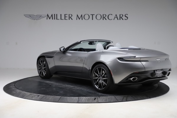New 2020 Aston Martin DB11 Volante Convertible for sale $271,161 at Bugatti of Greenwich in Greenwich CT 06830 6