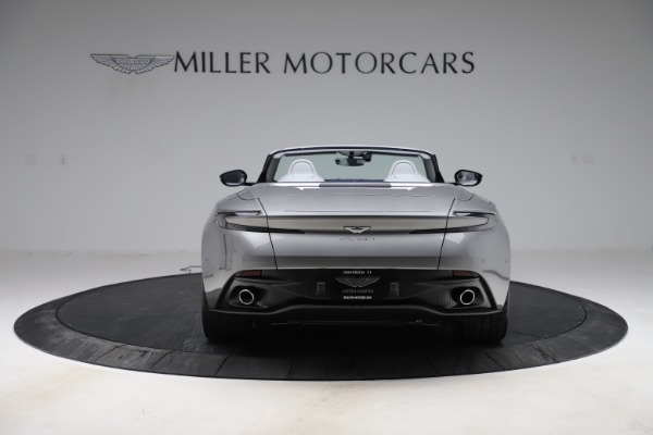 New 2020 Aston Martin DB11 Volante Convertible for sale $271,161 at Bugatti of Greenwich in Greenwich CT 06830 7