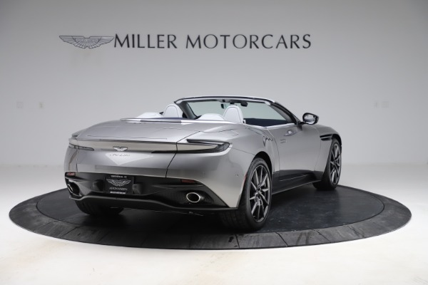 New 2020 Aston Martin DB11 Volante Convertible for sale $271,161 at Bugatti of Greenwich in Greenwich CT 06830 8