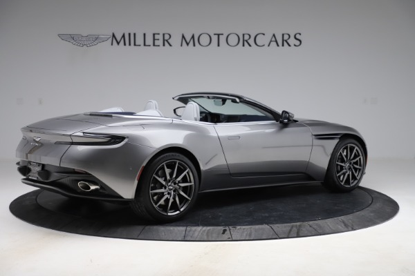New 2020 Aston Martin DB11 Volante Convertible for sale $271,161 at Bugatti of Greenwich in Greenwich CT 06830 9
