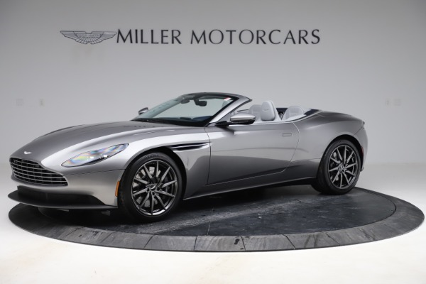 New 2020 Aston Martin DB11 Volante Convertible for sale $271,161 at Bugatti of Greenwich in Greenwich CT 06830 1