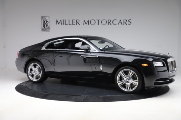 Used 2015 Rolls-Royce Wraith for sale $179,900 at Bugatti of Greenwich in Greenwich CT 06830 10