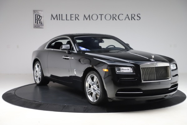 Used 2015 Rolls-Royce Wraith for sale $179,900 at Bugatti of Greenwich in Greenwich CT 06830 11