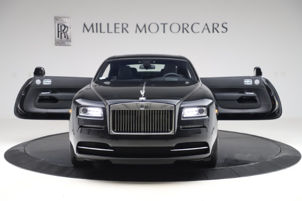 Used 2015 Rolls-Royce Wraith for sale $179,900 at Bugatti of Greenwich in Greenwich CT 06830 12