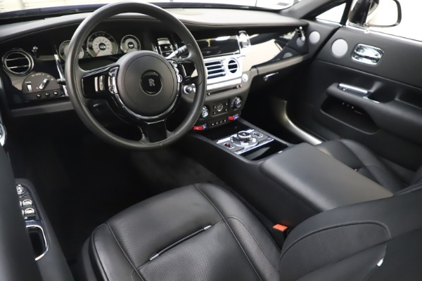 Used 2015 Rolls-Royce Wraith for sale $179,900 at Bugatti of Greenwich in Greenwich CT 06830 18
