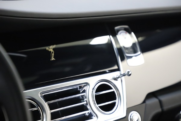 Used 2015 Rolls-Royce Wraith for sale $179,900 at Bugatti of Greenwich in Greenwich CT 06830 23