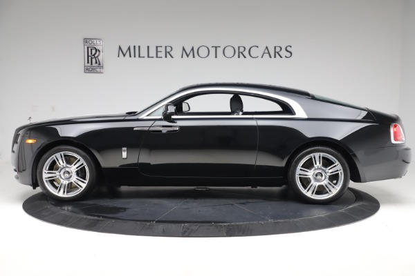 Used 2015 Rolls-Royce Wraith for sale $179,900 at Bugatti of Greenwich in Greenwich CT 06830 3