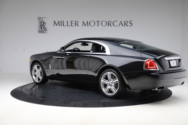 Used 2015 Rolls-Royce Wraith for sale $179,900 at Bugatti of Greenwich in Greenwich CT 06830 4