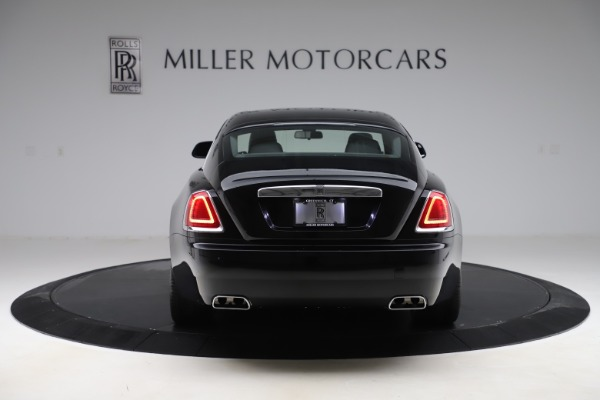 Used 2015 Rolls-Royce Wraith for sale $179,900 at Bugatti of Greenwich in Greenwich CT 06830 6