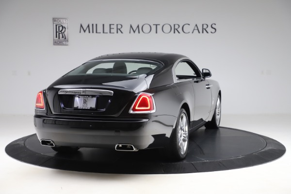 Used 2015 Rolls-Royce Wraith for sale $179,900 at Bugatti of Greenwich in Greenwich CT 06830 7