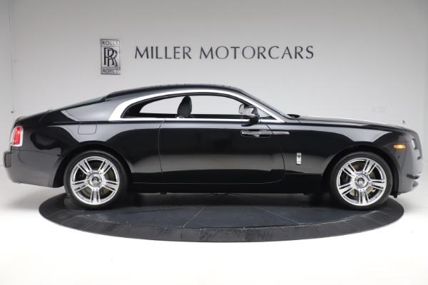 Used 2015 Rolls-Royce Wraith for sale $179,900 at Bugatti of Greenwich in Greenwich CT 06830 9