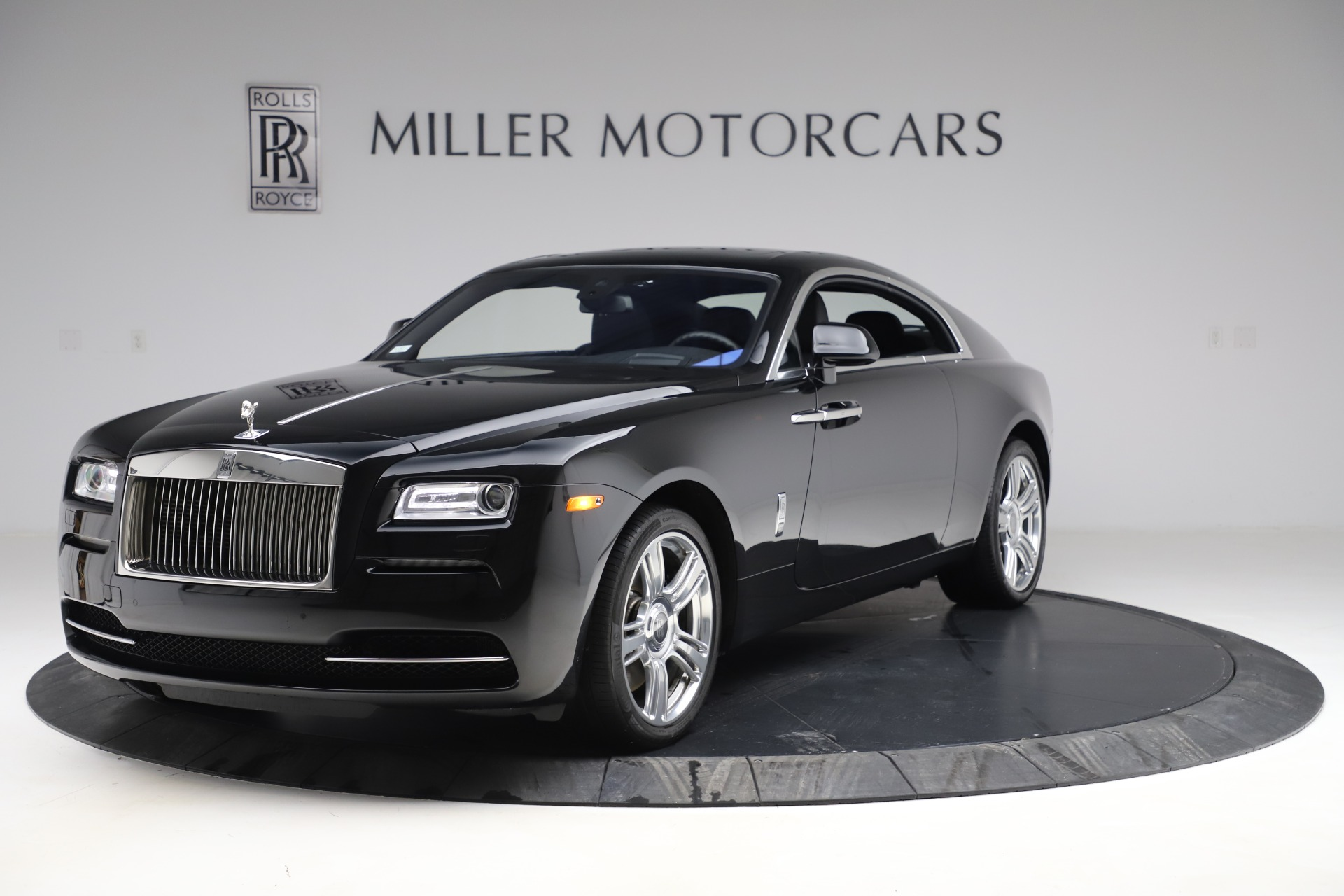 Used 2015 Rolls-Royce Wraith for sale $179,900 at Bugatti of Greenwich in Greenwich CT 06830 1