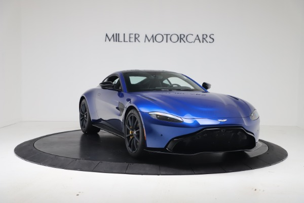 Used 2020 Aston Martin Vantage Coupe for sale $204,434 at Bugatti of Greenwich in Greenwich CT 06830 13