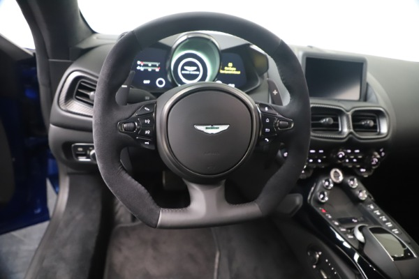 Used 2020 Aston Martin Vantage Coupe for sale $204,434 at Bugatti of Greenwich in Greenwich CT 06830 21