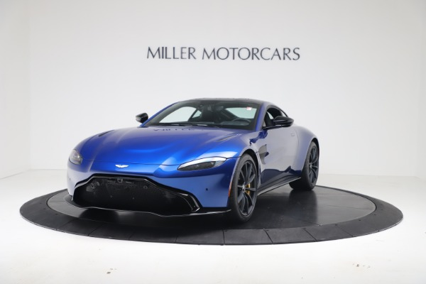 Used 2020 Aston Martin Vantage Coupe for sale $204,434 at Bugatti of Greenwich in Greenwich CT 06830 3