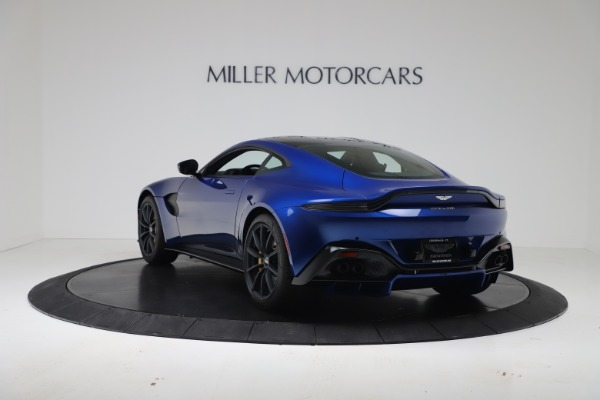 Used 2020 Aston Martin Vantage Coupe for sale $204,434 at Bugatti of Greenwich in Greenwich CT 06830 6