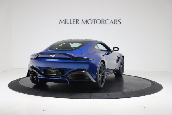 Used 2020 Aston Martin Vantage Coupe for sale $204,434 at Bugatti of Greenwich in Greenwich CT 06830 8