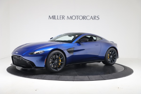Used 2020 Aston Martin Vantage Coupe for sale $204,434 at Bugatti of Greenwich in Greenwich CT 06830 1