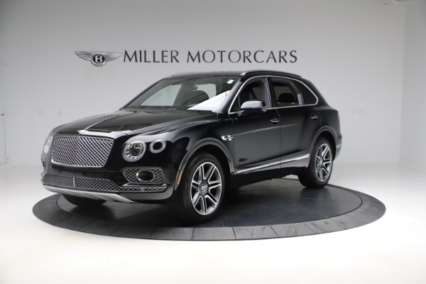 Used 2018 Bentley Bentayga Activity Edition for sale Sold at Bugatti of Greenwich in Greenwich CT 06830 2