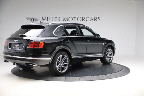 Used 2018 Bentley Bentayga Activity Edition for sale Sold at Bugatti of Greenwich in Greenwich CT 06830 8