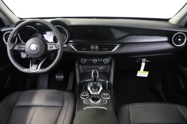 New 2020 Alfa Romeo Stelvio Sport Q4 for sale $50,190 at Bugatti of Greenwich in Greenwich CT 06830 16