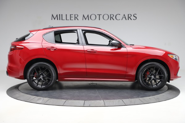 New 2020 Alfa Romeo Stelvio Sport Q4 for sale $50,190 at Bugatti of Greenwich in Greenwich CT 06830 9