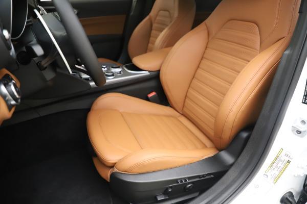 New 2020 Alfa Romeo Giulia Ti Sport Q4 for sale $53,190 at Bugatti of Greenwich in Greenwich CT 06830 15