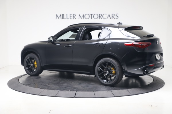 New 2020 Alfa Romeo Stelvio Ti Sport Q4 for sale $57,590 at Bugatti of Greenwich in Greenwich CT 06830 4