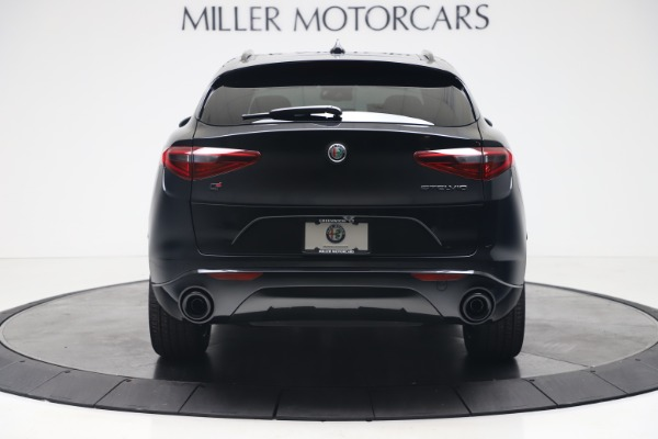 New 2020 Alfa Romeo Stelvio Ti Sport Q4 for sale $57,590 at Bugatti of Greenwich in Greenwich CT 06830 6