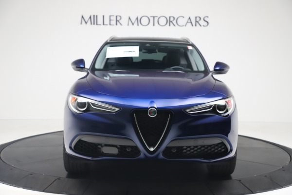 New 2020 Alfa Romeo Stelvio Ti Q4 for sale $54,340 at Bugatti of Greenwich in Greenwich CT 06830 12