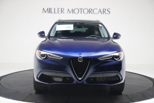 New 2020 Alfa Romeo Stelvio Ti Q4 for sale $54,340 at Bugatti of Greenwich in Greenwich CT 06830 12