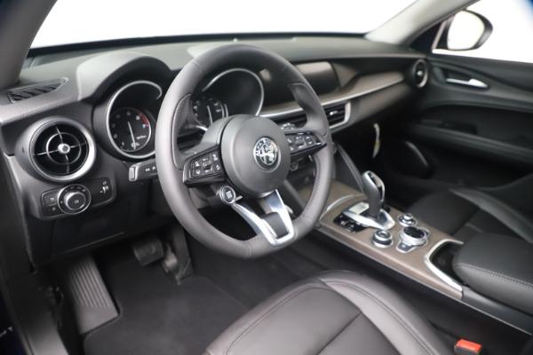 New 2020 Alfa Romeo Stelvio Ti Q4 for sale $54,340 at Bugatti of Greenwich in Greenwich CT 06830 13