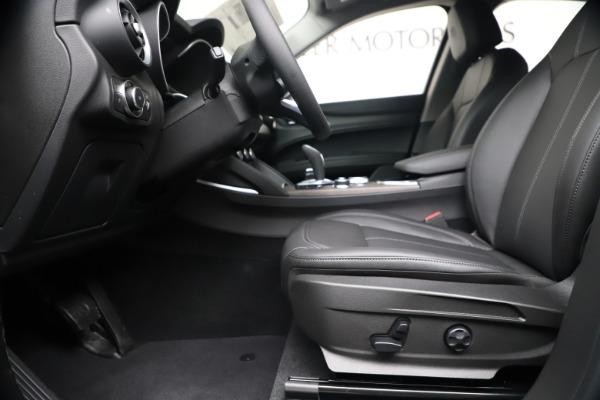 New 2020 Alfa Romeo Stelvio Ti Q4 for sale $54,340 at Bugatti of Greenwich in Greenwich CT 06830 14