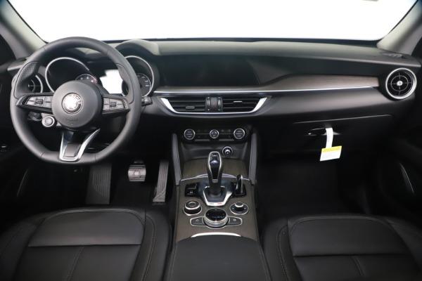 New 2020 Alfa Romeo Stelvio Ti Q4 for sale $54,340 at Bugatti of Greenwich in Greenwich CT 06830 16