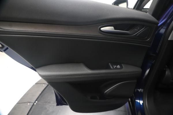 New 2020 Alfa Romeo Stelvio Ti Q4 for sale $54,340 at Bugatti of Greenwich in Greenwich CT 06830 21