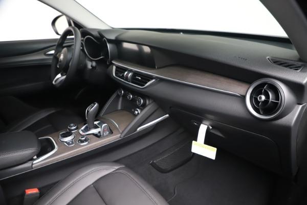 New 2020 Alfa Romeo Stelvio Ti Q4 for sale $54,340 at Bugatti of Greenwich in Greenwich CT 06830 22