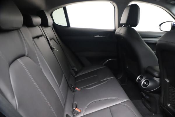 New 2020 Alfa Romeo Stelvio Ti Q4 for sale $54,340 at Bugatti of Greenwich in Greenwich CT 06830 27