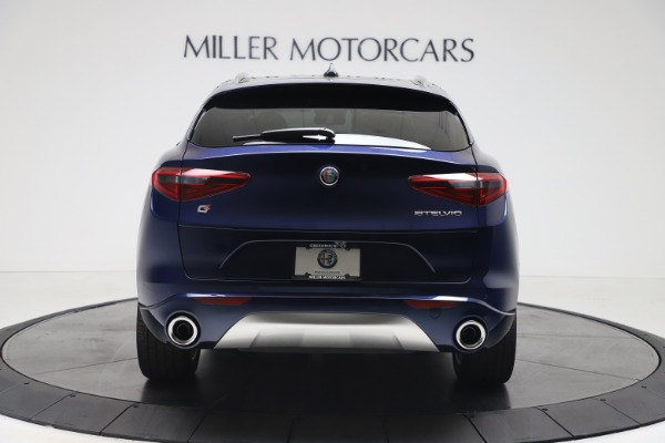 New 2020 Alfa Romeo Stelvio Ti Q4 for sale $54,340 at Bugatti of Greenwich in Greenwich CT 06830 6