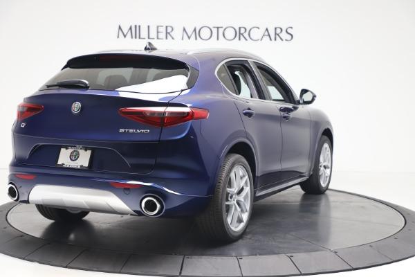 New 2020 Alfa Romeo Stelvio Ti Q4 for sale $54,340 at Bugatti of Greenwich in Greenwich CT 06830 7