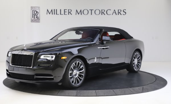 New 2020 Rolls-Royce Dawn for sale $393,050 at Bugatti of Greenwich in Greenwich CT 06830 11